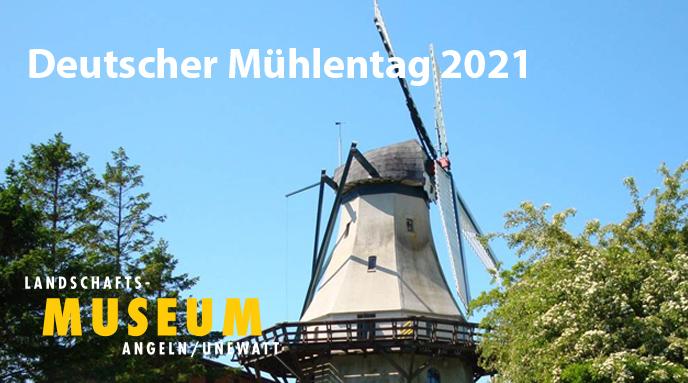 """Deutscher Mühlentag – Führung Windmühle """"Fortuna"""""""