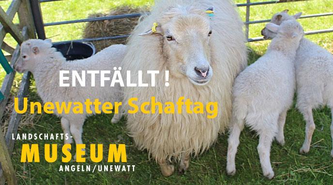 Unewatter Schaftag - ENTFÄLLT!